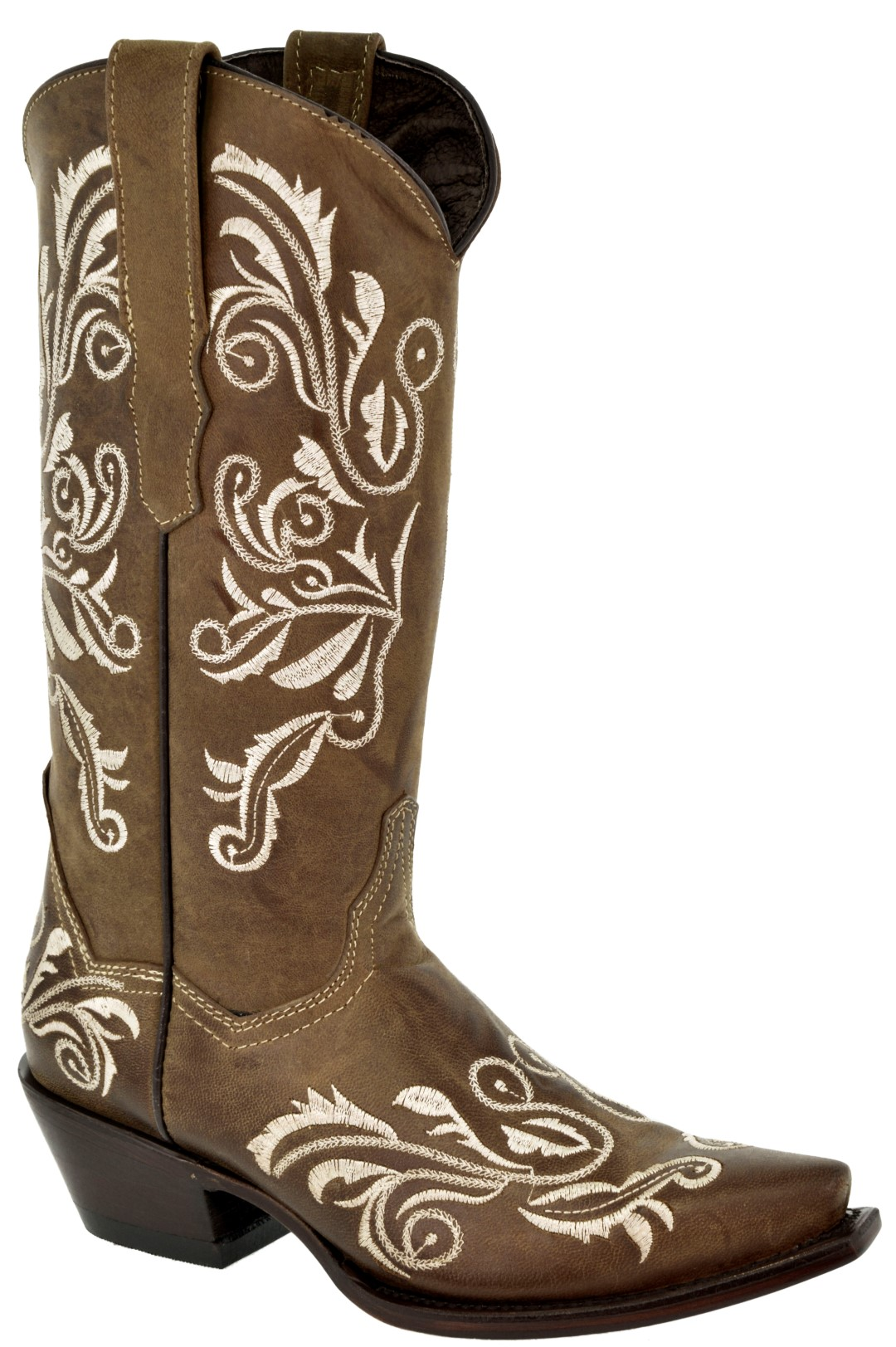 Birthday Present Tony Lama Womens Black Elko Leather 15in Embroidered  Western Boots 6070L