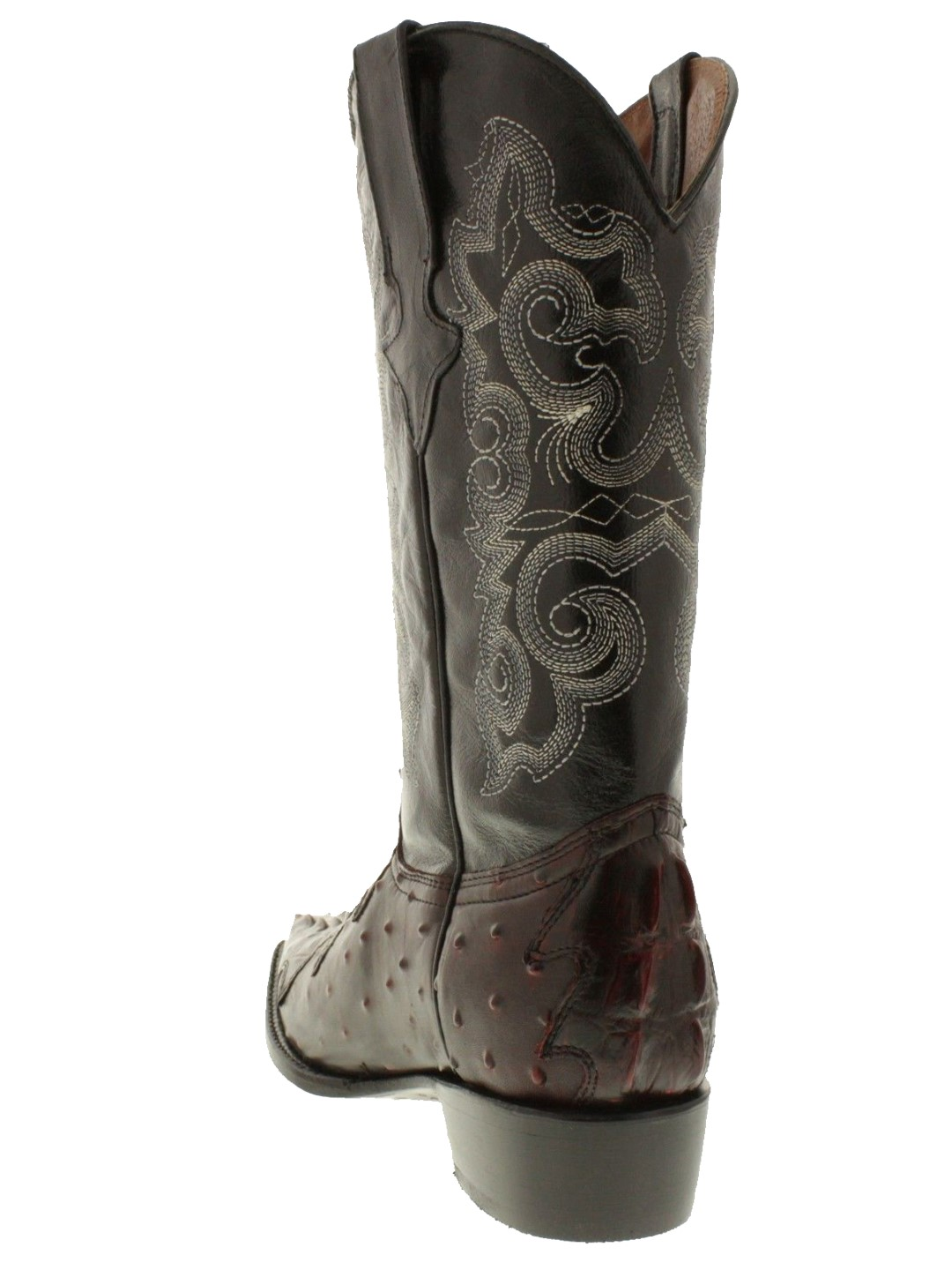 e6c33ee4b35 Details about Mens Western Cowboy Boots Crocodile Ostrich Leather Assorted  Colors J Toe